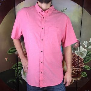NEW Old Navy Short Sleeved Button Down Men's Shirt